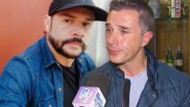 """""""Aquí estoy"""": Sergio Mayer reta a Héctor Parra a que lo denuncie por tráfico de influencias"""