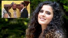 ¿Bebé en camino? Cuestionan a Camila Fernández si el motivo de su sorpresiva boda es porque está embarazada