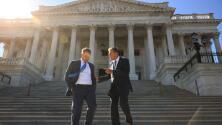 En un minuto: Acuerdos y votos contrarreloj en el Congreso para evitar un cierre de gobierno a medianoche