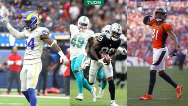 Otro drama entre Dolphins y Raiders; los Rams vencieron a Tampa