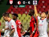 Olimpia arrolla al Inter Moengotapoe y pone un pie en Cuartos