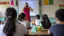 """""""Las autoridades hicieron lo suyo"""": Krauze valora el esfuerzo que se hizo en Los Ángeles para el regreso seguro a clases"""