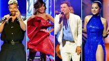 Detectives de la Moda: ¿Ricky Martin, Gloria Trevi, Guaynaa y Becky G acertaron con su look en Premios Juventud?