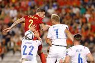 Bélgica, sin problema, derrotó 3-0 a República Checa en partido rumbo a Catar 2022. Romelu Lukaku, Eden Hazard y Alexis Saelemaekers fueron los anotadores de la velada. Los 'Red Devils' son el primer lugar del grupo E con 13 puntos, seguidos de los checos con siete.