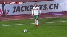 ¡TIRO ATAJADO! disparo por Georgi Kostadinov.