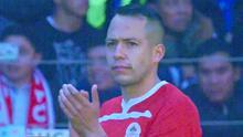 ¡Minuto de aplausos en la memoria del hermano de Rodrigo Salinas!