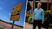"""""""Viajó por amor"""", dice amigo de inmigrante desaparecido en el desierto de Arizona hace un mes"""