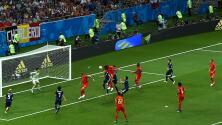 Fiesta de goles: revive la victoria de Bélgica 3-2 sobre Japón en 3D