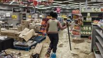 Estampidas violentas en Sudáfrica dejan 45 muertos y graves saqueos