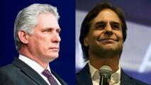 Así fue el enfrentamiento verbal entre el presidente de Uruguay y Miguel Díaz-Canel durante la cumbre de la CELAC