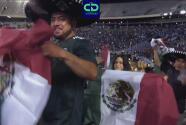 ¡El color en Texas! El Tri ganó, gustó y goleó 3-0 a Guatemala