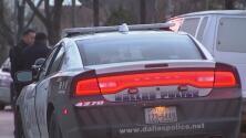 Investigan tiroteo a oficiales de policía en las calles Benito y Shaw