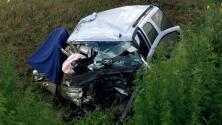 Accidente mortal se registra en carretera al oeste de Houston