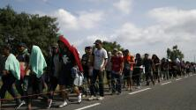 Lanzan campaña de recaudación de fondos para ayudar a la caravana de migrantes centroamericanos