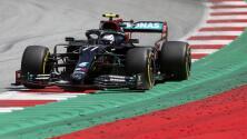 Valtteri Bottas consiguió la pole para el Gran Premio de Austria