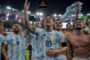 ¡Terminó el calvario! El recorrido de Messi para coronarse con Argentina