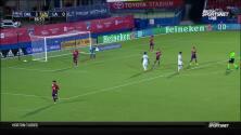 Colombiano Jáder Obrian sella la goleada del FC Dallas ante el LA Galaxy