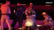 Investigan la muerte de un joven tras ser atropellado en la carretera 99 en Fowler