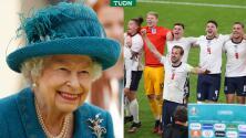 La reina Isabel II manda carta a Inglaterra previo a la Final de la Euro