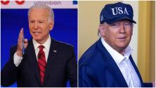 Biden triunfa en Florida e Illinois, y Trump alcanza los delegados para la nominación presidencial republicana