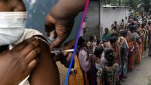 """""""Un año más"""": OMS anuncia prolongación de la pandemia tras estudiar planes de vacunación en países pobres"""