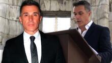 """Filtran audios donde presuntamente Sergio Mayer dice que caso de niño abandonado le beneficia """"mediáticamente"""""""