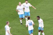 Zenit suma sus primeros puntos con goleada al Malmö