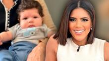"""Francisca festeja los dos meses de baby Gennaro con una """"misión"""" muy importante"""