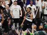 ¡Gigantesco! Giannis guía a Bucks a su segundo anillo de campeonato