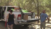 Multas de hasta $1,000 por el uso de fuegos artificiales en parques nacionales