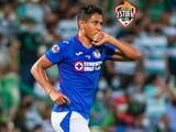 Getafe hace oferta por Luis Romo y en Cruz Azul ven difícil negarle su salida