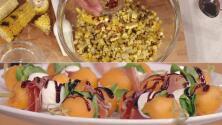 El Chef Yisus llegó con dos ideas sencillas y sabrosas para celebrar en casa este 4 de julio