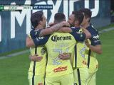 ¡Fidalgo dice 'presente'! Álvaro consigue el 1-0 para América