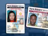 Residentes de NJ dicen que las nuevas licencias de conducir parecen falsas y causan problemas