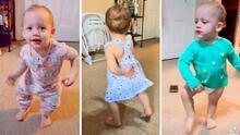 Esta bebé hispana baila con mucho 'sabor' y la gente no para de ver sus videos en TikTok