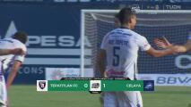 Celaya gana 0-1 de visita al Tepatitlán con un golazo de Fernández