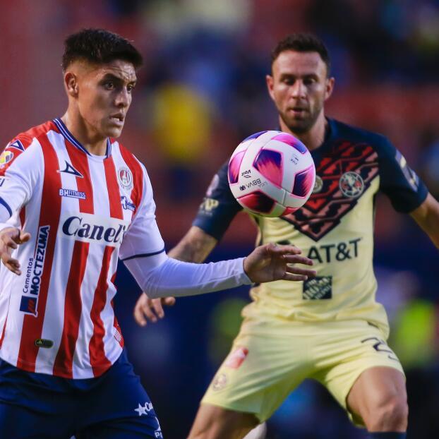 San Luis y América busca romper el empate