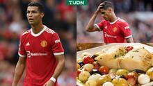 ¡Causa enojo! Dieta de Cristiano Ronaldo molesta a sus compañeros