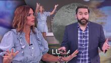 """Fanática total"": Albert Martínez le bajó la luna a Rashel Díaz y la dejó encantada"