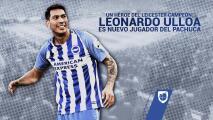 Oficial: Leonardo Ulloa, campeón con el Leicester, nuevo refuerzo de Pachuca