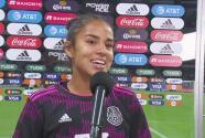 "Maricarmen tras vencer a Colombia: ""Este equipo no se da por vencido"""