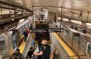 Todo quedará en video: todas las estaciones de tren de Nueva York tienen cámaras de seguridad
