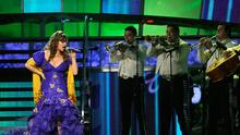 Latin GRAMMY 2010: aplausos para Jenni Rivera