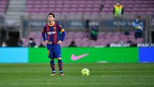 Messi-Barcelona, una larga novela