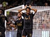 Carlos Vela anota su quinto gol de la temporada con Los Angeles FC ante el Minnesota United