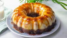 Receta de choco flan o pastel imposible, lo necesitas en tu vida