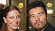 Mónica Ayos halagó una parte muy específica del cuerpo de su esposo Diego Olivera