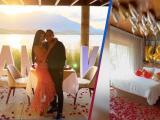Esta fue la sensual sorpresa que Edwin Luna preparó para su esposa al celebrar dos años de casados
