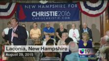 Chris Christie compara indocumentados con paquetería