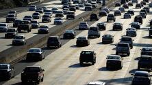 Vías despejadas y sin contratiempos: este el reporte del tráfico vehicular para este jueves en Los Ángeles